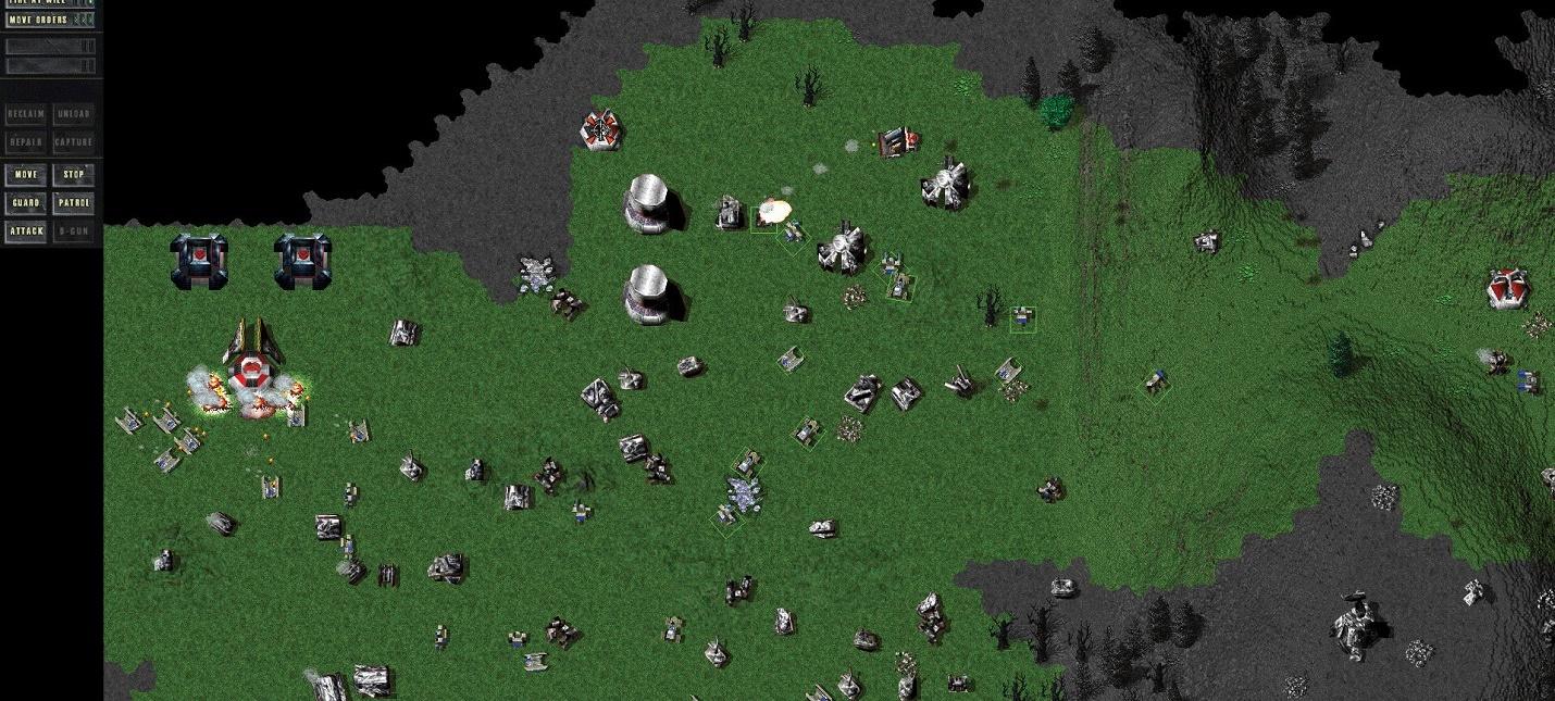 В GOG бесплатно раздают Total Annihilation: Commander Pack