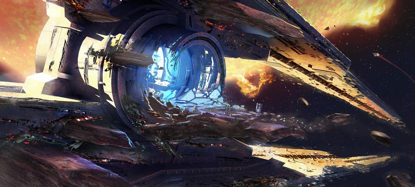 """В Destiny 2 уничтожили корабль """"Всемогущий"""" — как проходил первый лайв-ивент шутера"""