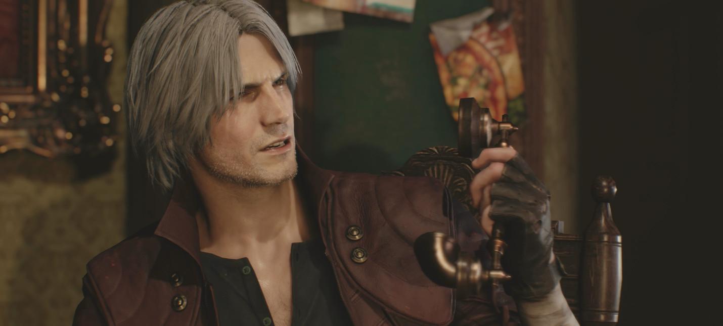 Слух: Resident Evil 7 и Devil May Cry 5 получат апдейт для PS5 и Xbox Series X