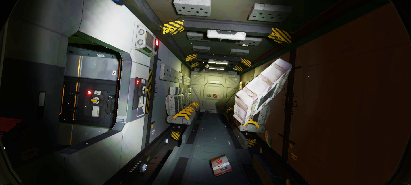 Hardspace: Shipbreaker вышла в раннем доступе Steam