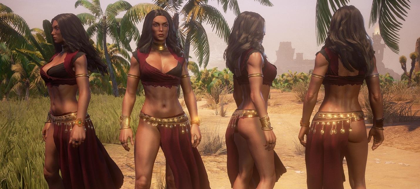 Из Conan Exiles убрали защиту Denuvo и улучшили оптимизацию