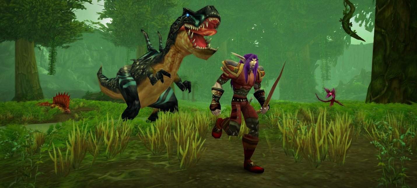 Blizzard забанила 74 тысячи аккаунтов World of Warcraft: Classic