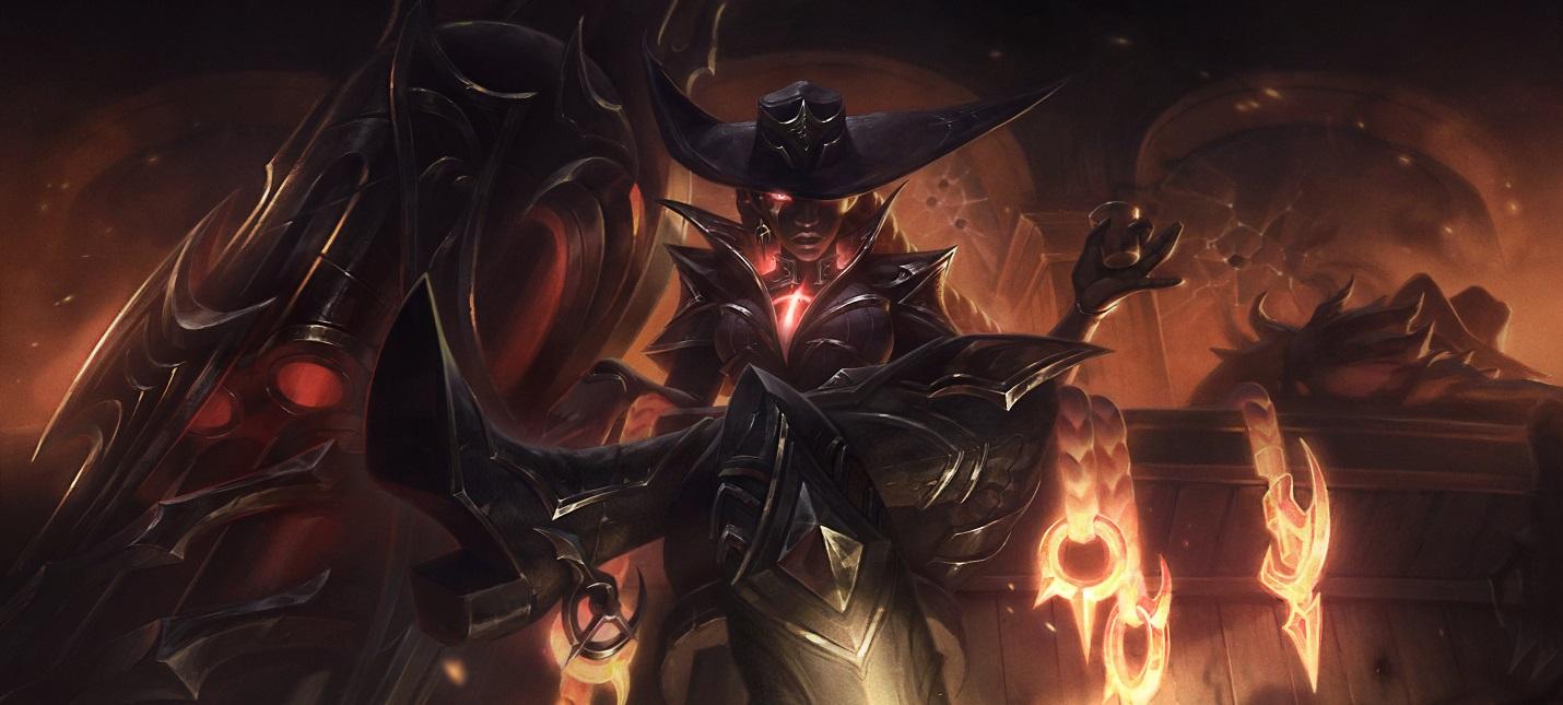 Ковбои Ирелия и Сена — трейлер новых образов League of Legends
