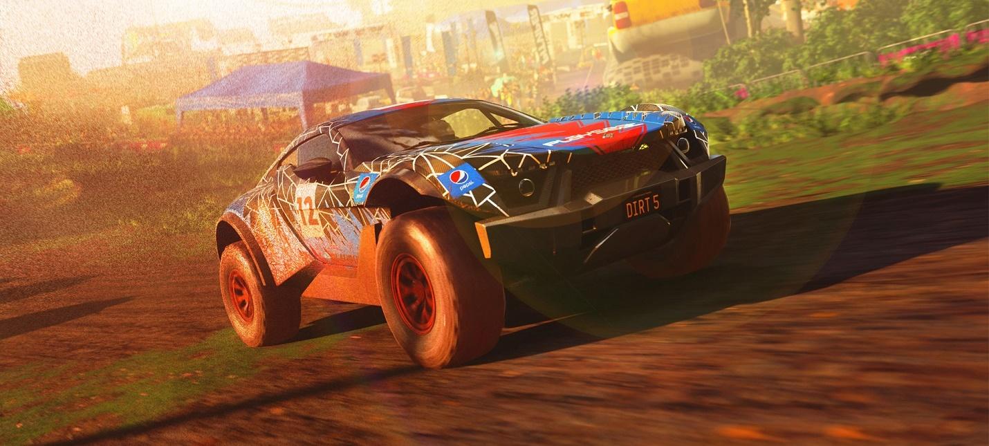 Практически новая MotorStorm — куча геймплея и детали DIRT 5