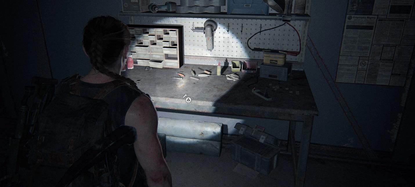 Гайд The Last of Us 2 — расположение всех верстаков