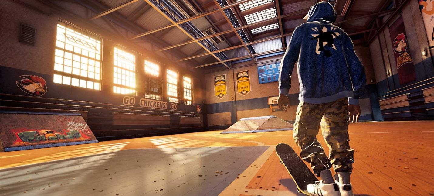 Демоверсия Tony Hawk's Pro Skater 1+2 станет доступна 14 августа