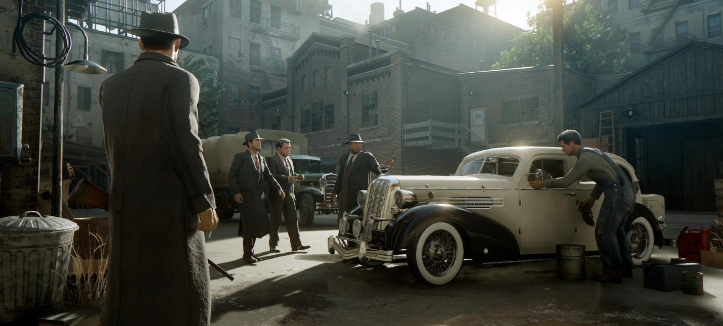 В Mafia: Definitive Edition будут разнообразные настройки сложности для новичков и поклонников оригинала