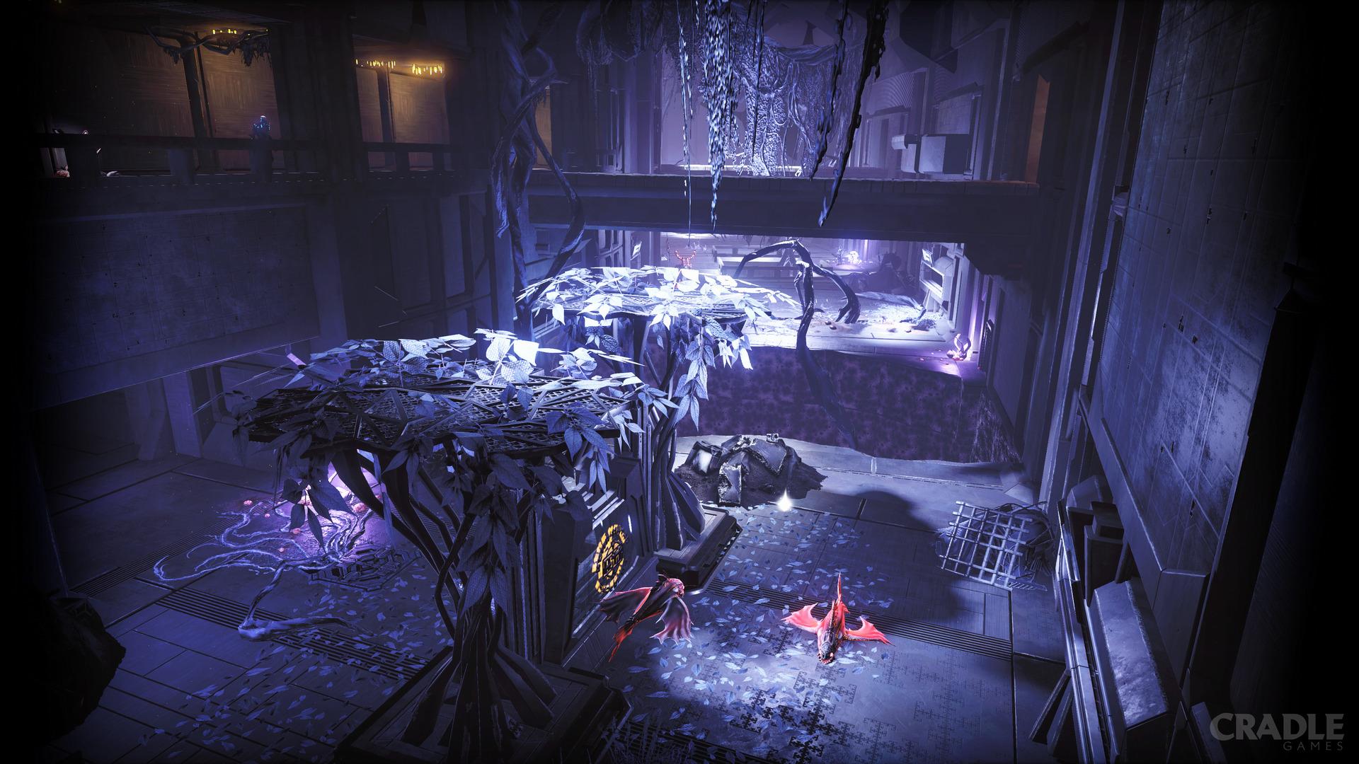 Мрачные локации на новых скриншотах Hellpoint
