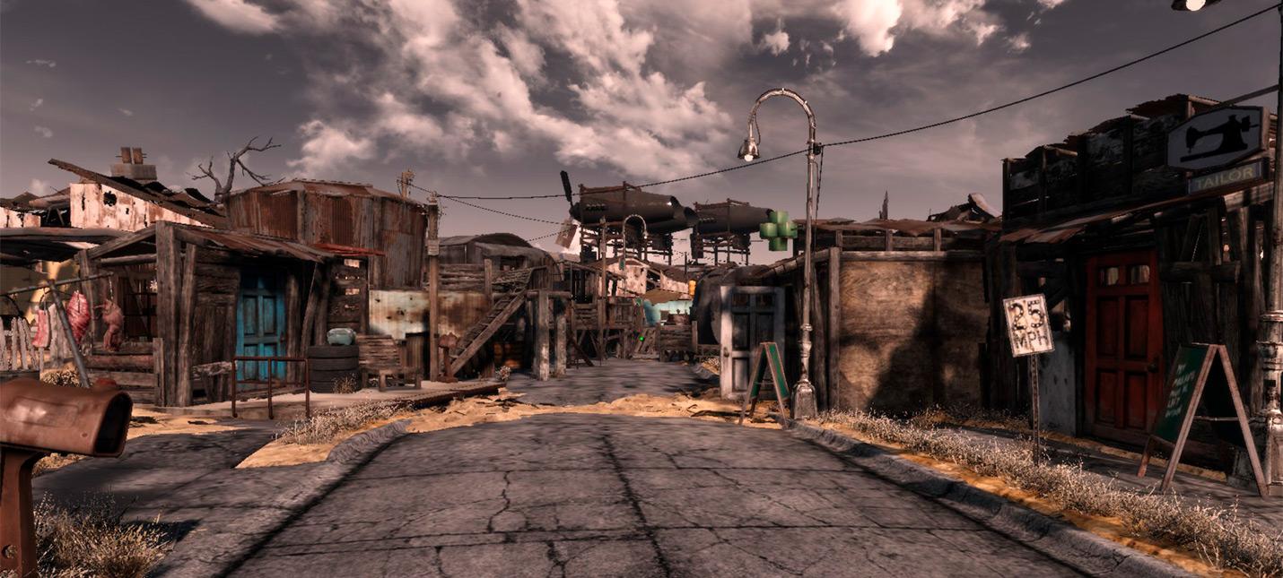 Знакомьтесь с самым безумным строителем в Fallout 4