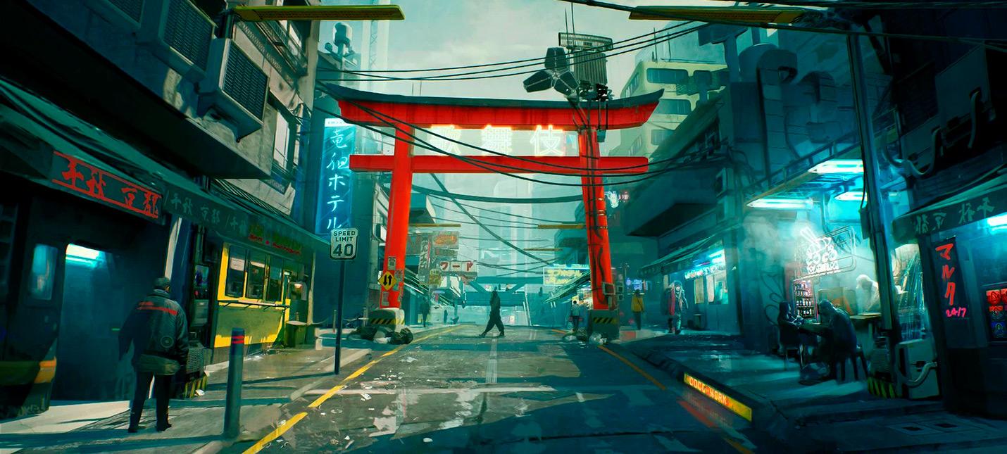 Нильфгаард, Лютик, меч и другие отсылки к The Witcher 3 с показа Cyberpunk 2077