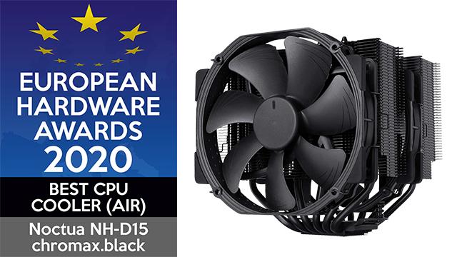 Процессоры AMD Ryzen стали продуктом года по версии EHA
