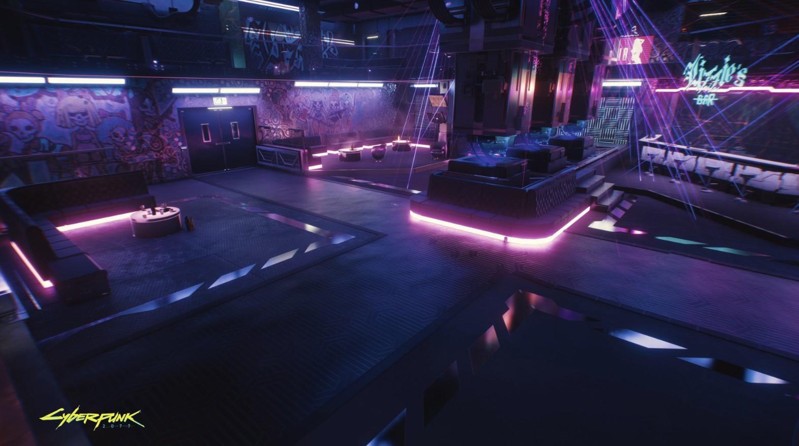 Трассировка лучей на новых скриншотах Cyberpunk 2077