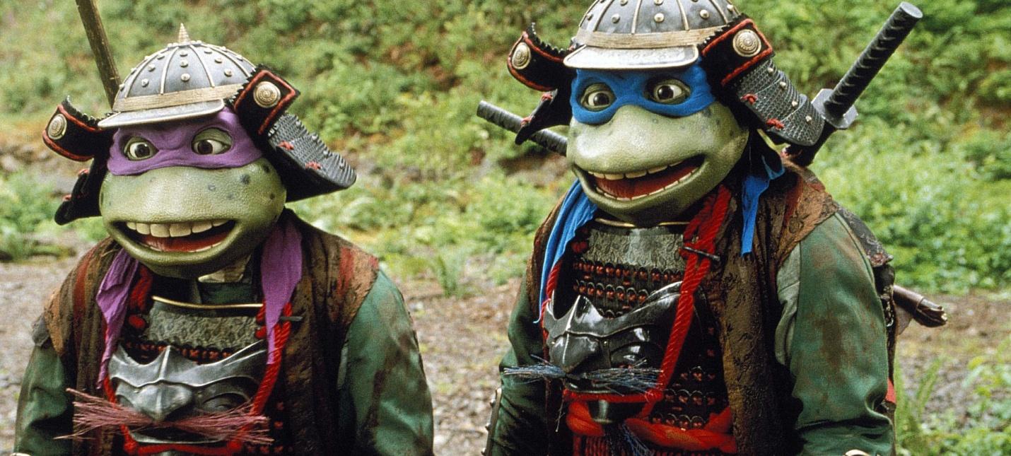 """Nickelodeon готовит новый CGI-фильма о """"Черепашках-ниндзя"""""""