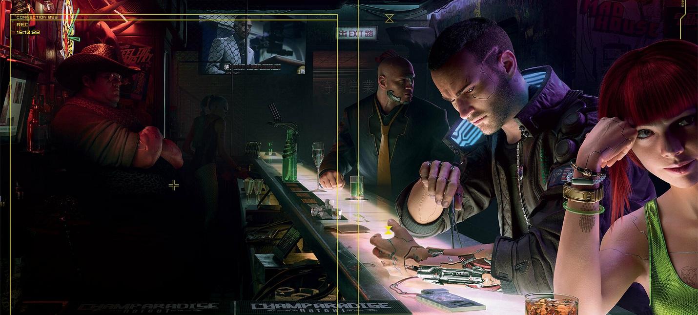 Cyberpunk 2077 стала темой Game Informer — эксклюзивный материал на 14 страницах