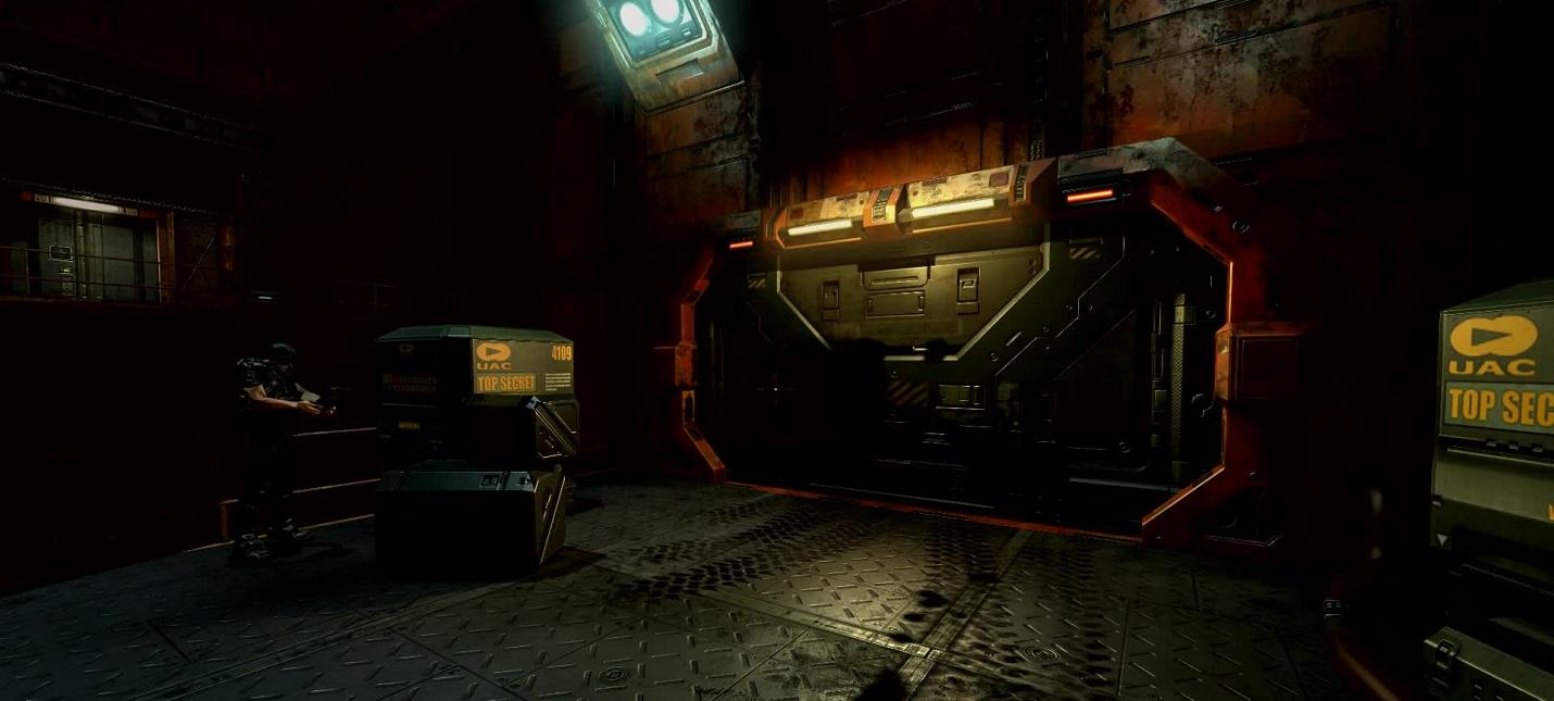 Моддер улучшил текстуры Doom 3 при помощи ИИ в 4 раза
