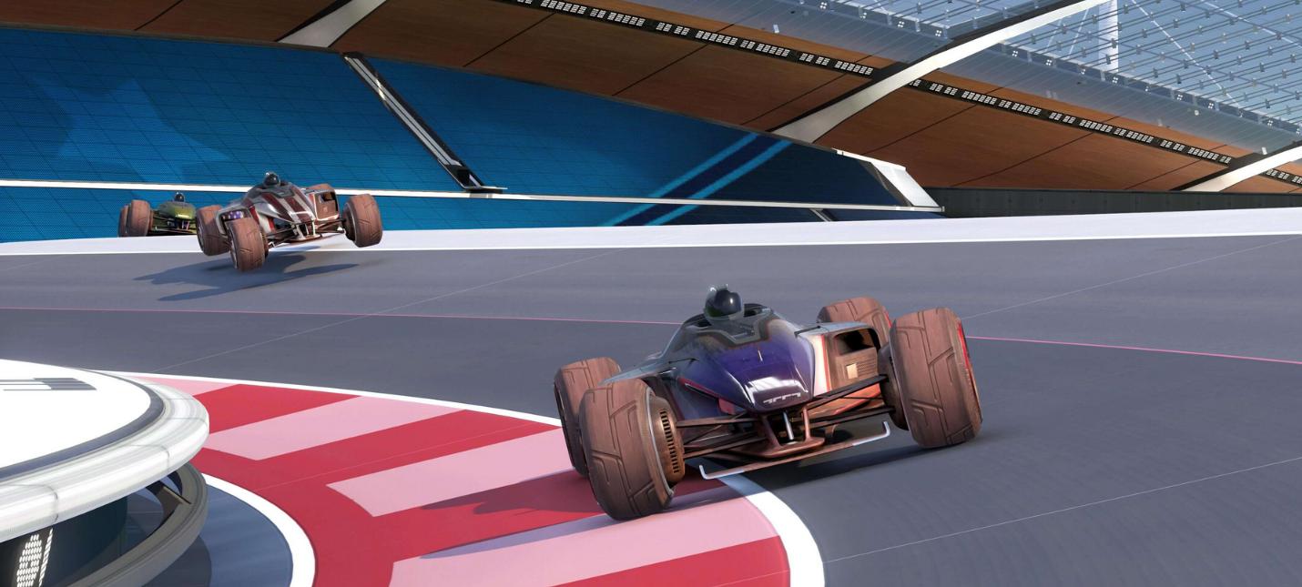Новый геймплейный трейлер Trackmania к релизу игры