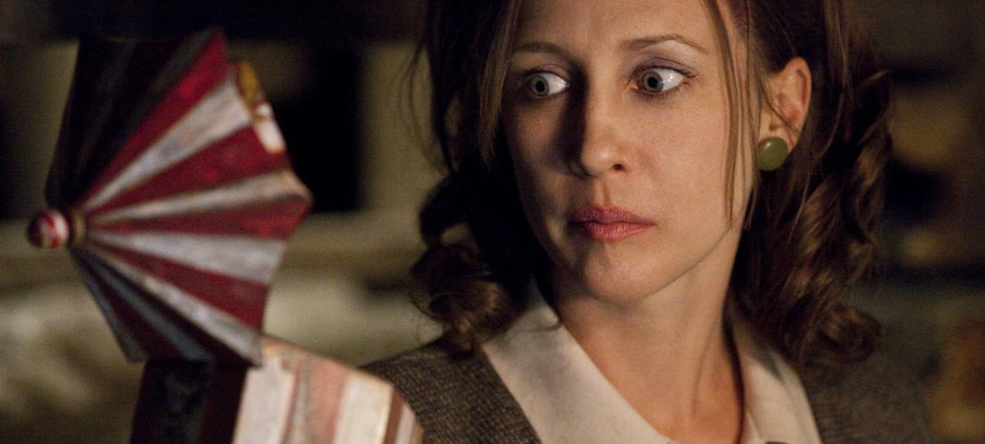 """СМИ: Киностудии обеспокоены новой волной ограничений в США, премьеру """"Заклятия 3"""" могут отложить"""
