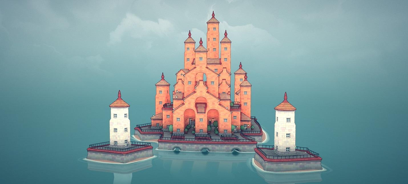 Состоялся релиз милой Townscape про строительство красивых городов на островах