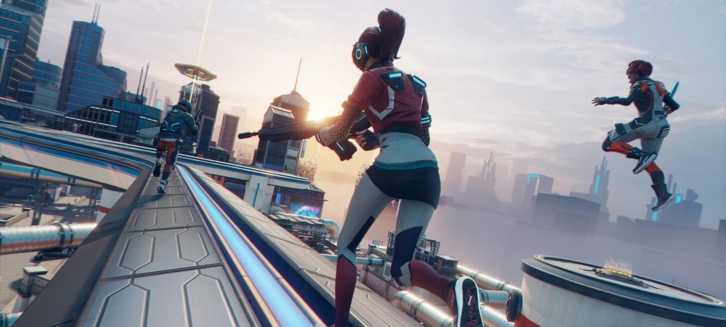 Ubisoft анонсировала баттл-рояль Hyper Scape