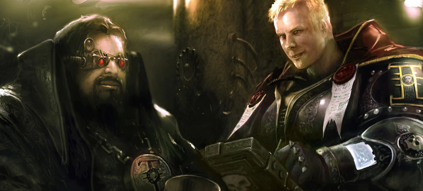 По Warhammer 40K выйдет нуарный детективный сериал про будни следователя инквизиции