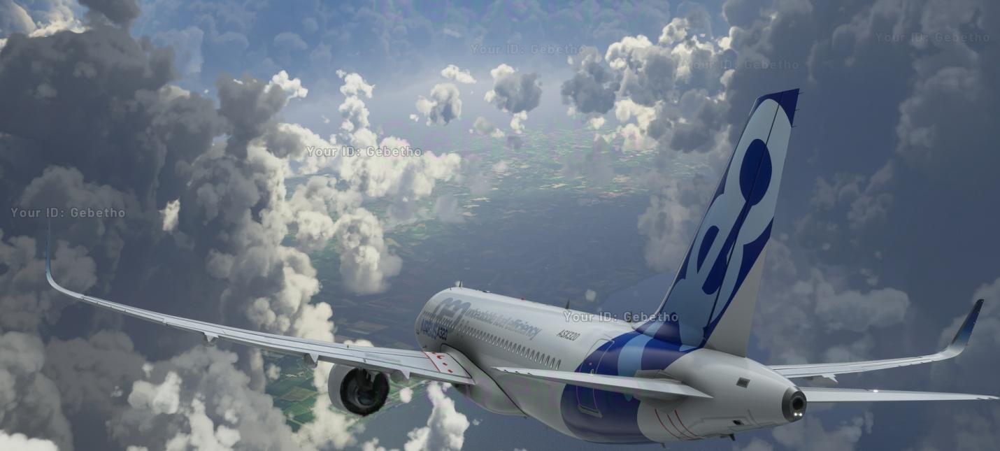 В Microsoft Flight Simulator будет карта реальных рейсов — ими можно будет управлять