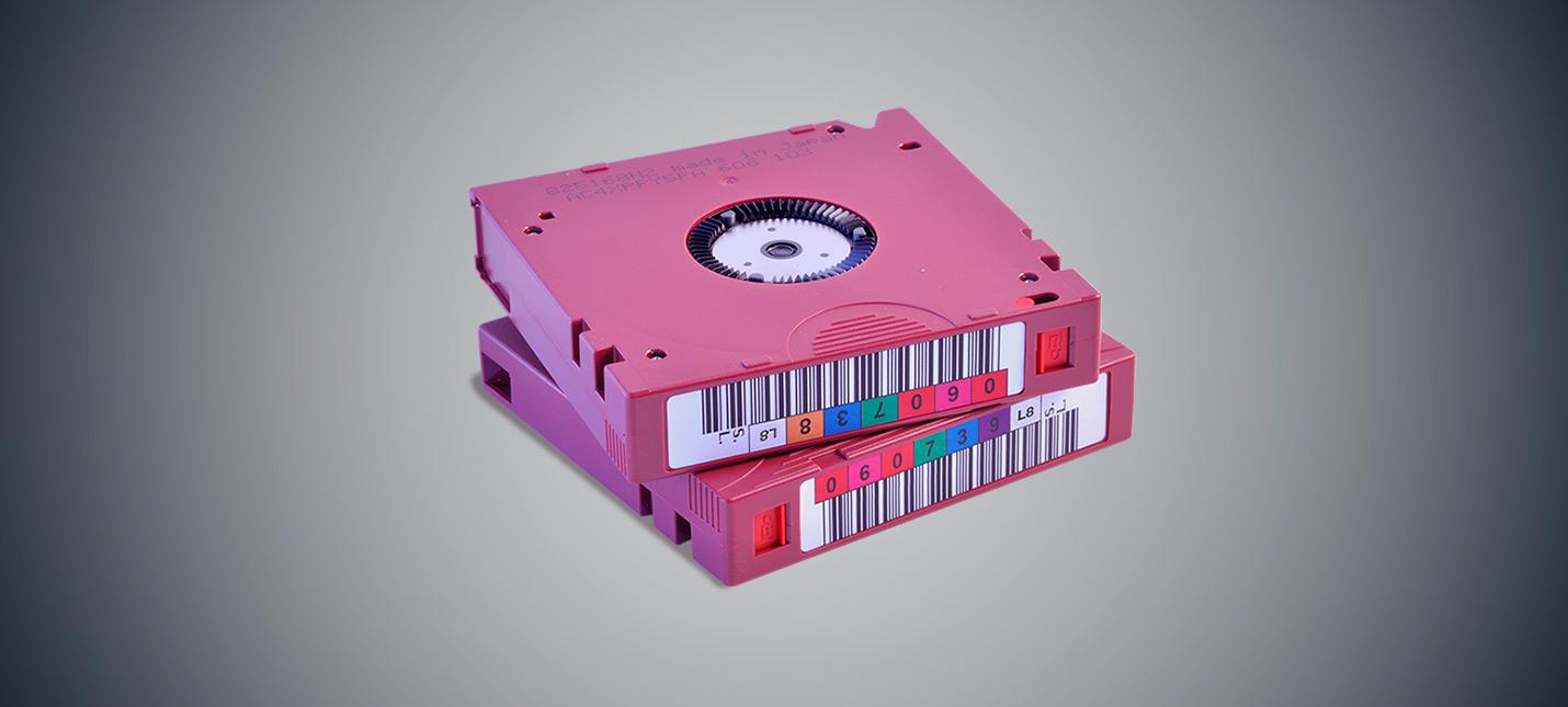 Fujifilm планирует выпускать кассеты на 400 Терабайт