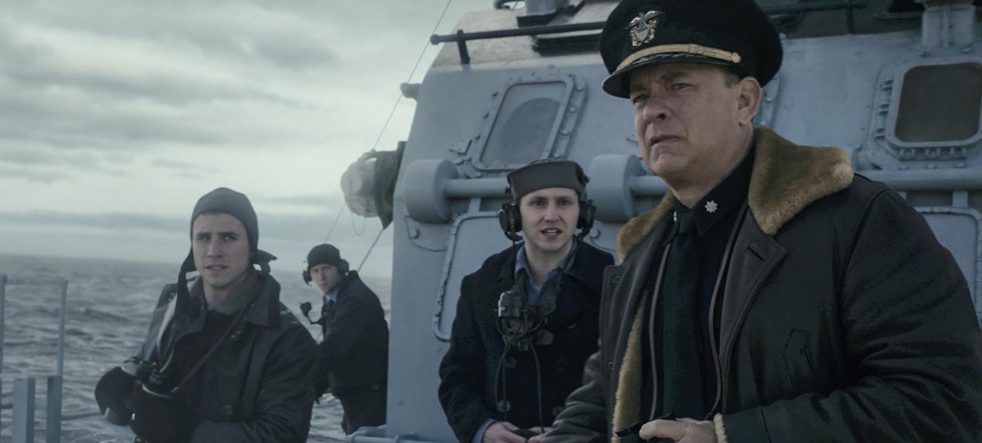 """Том Хэнкс расстроен премьерой фильма """"Грейхаунд"""" в Apple TV+"""