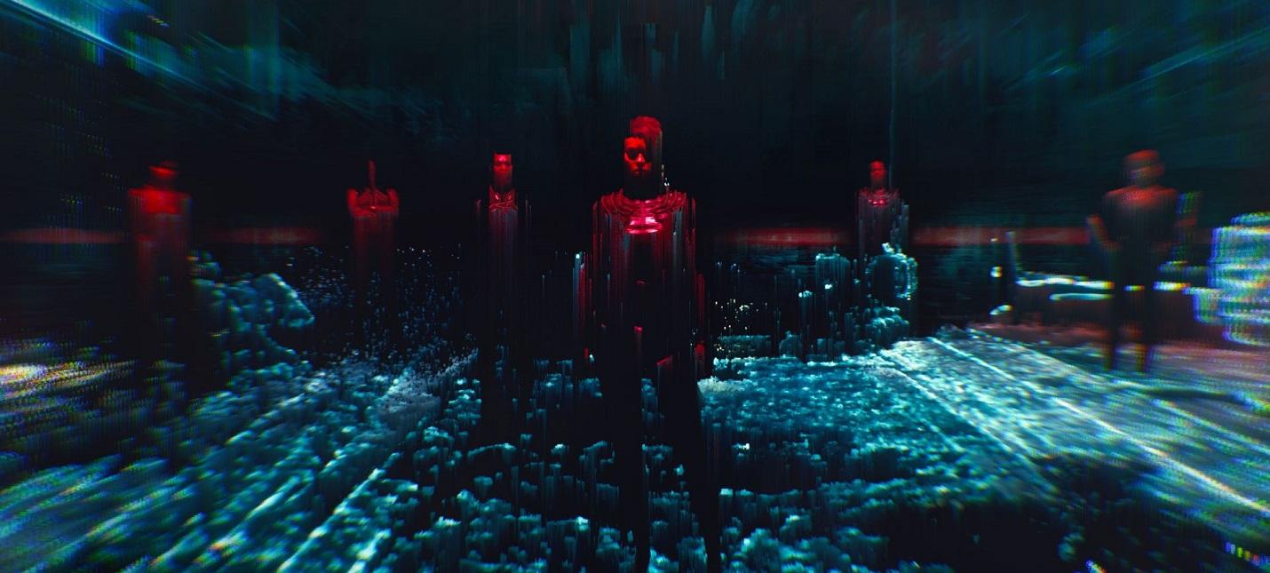 Киберпространство в Cyberpunk 2077 нужно для повествования