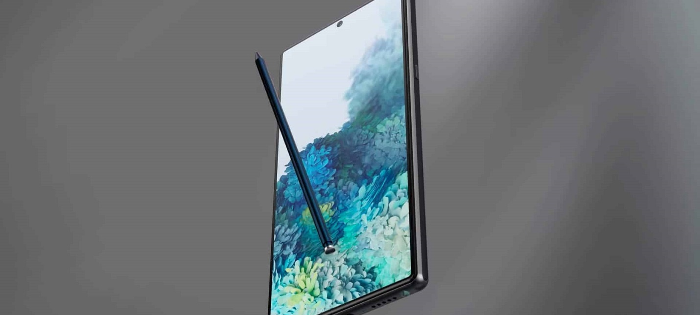 Смартфон Galaxy Note 20 Ultra показали на видео