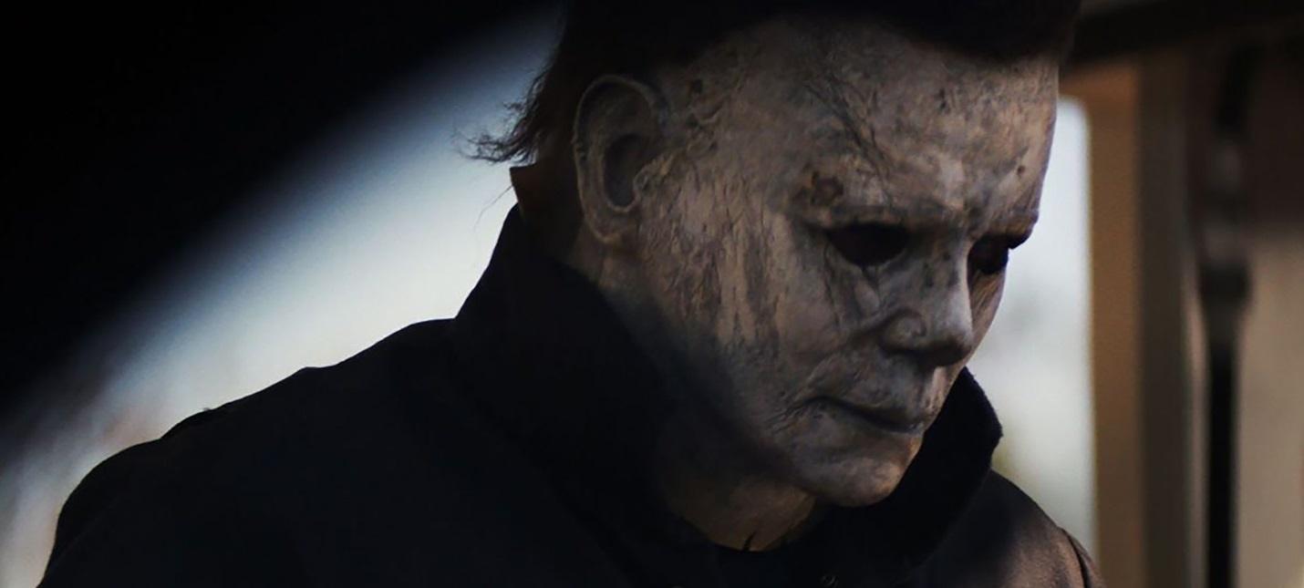 """""""Хэллоуин убивает"""" отложили до октября 2021 — первый тизер"""