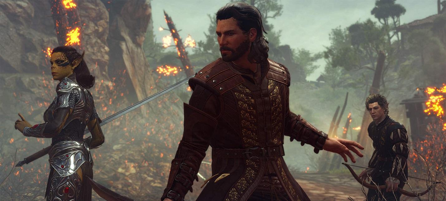 Вампиры в реке, стелс и пачка новых деталей Baldur's Gate 3