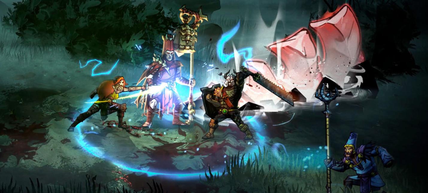 Кооперативный данжен-кроулер Blightbound выйдет в раннем доступе Steam 29 июля