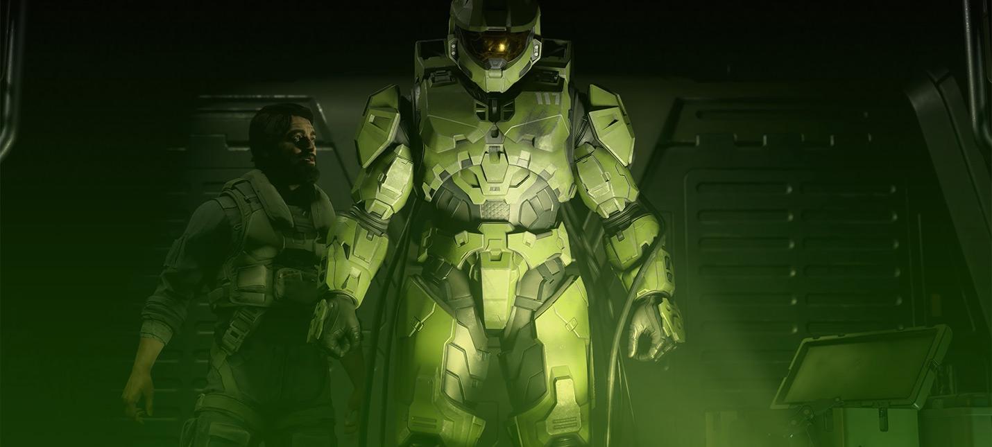 На Xbox Games Showcase покажут только сюжетную кампанию Halo Infinite