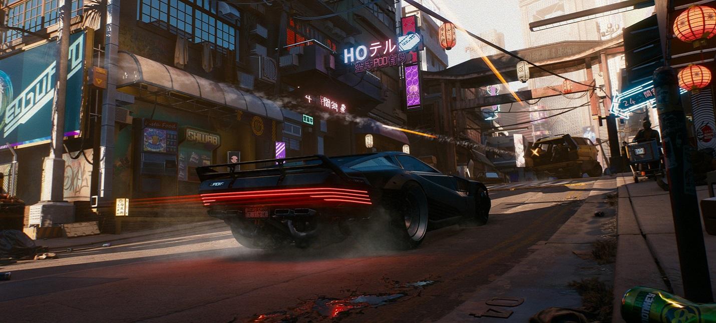 Ведущий PR-менеджер CD Projekt RED Студия не планирует выпускать Cyberpunk 2077 в Xbox Games Pass