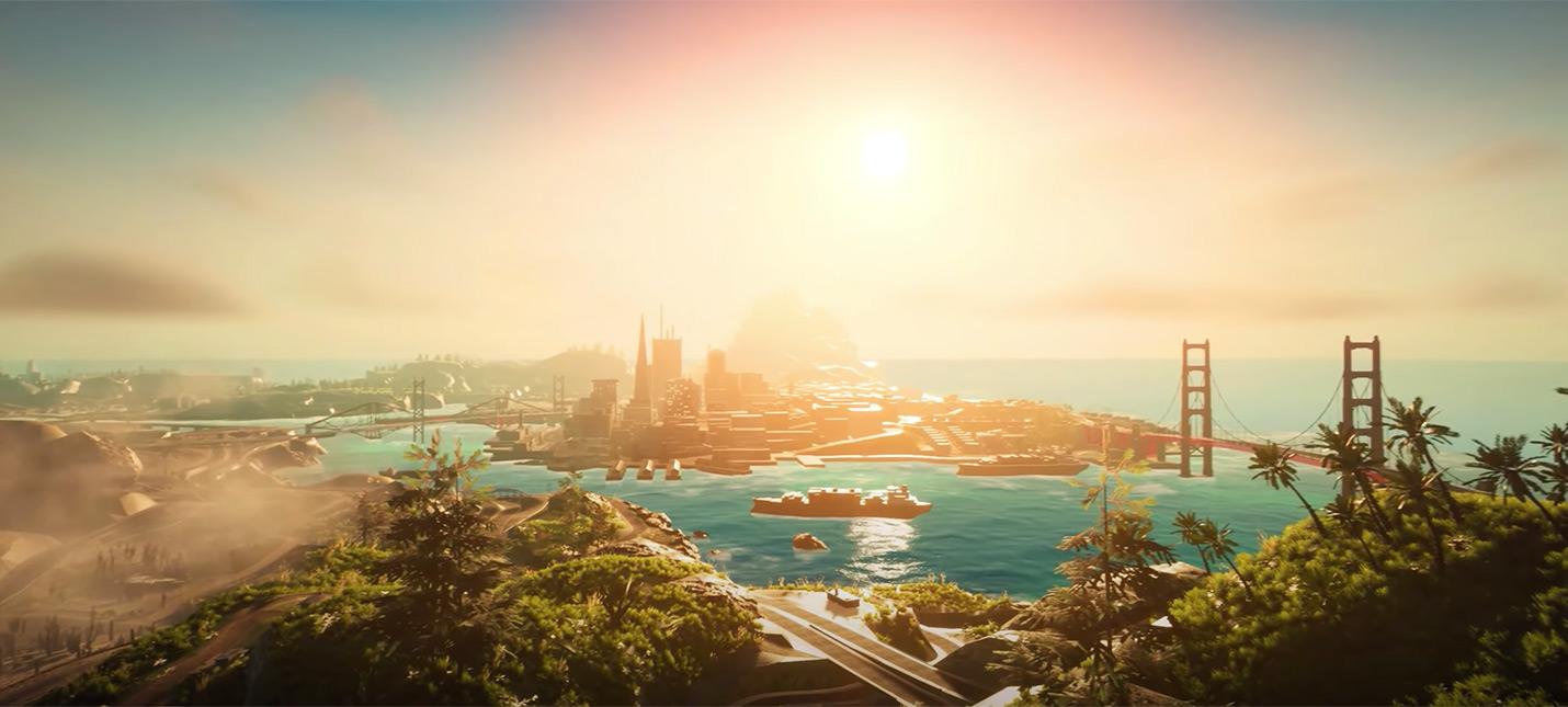 Трейлер фанатского ремейка GTA: San Andreas на Unreal Engine 4
