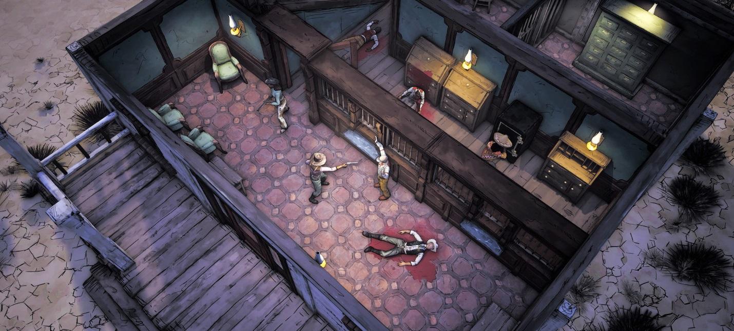 Новый геймплейный трейлер Weird West с комментариями разработчиков