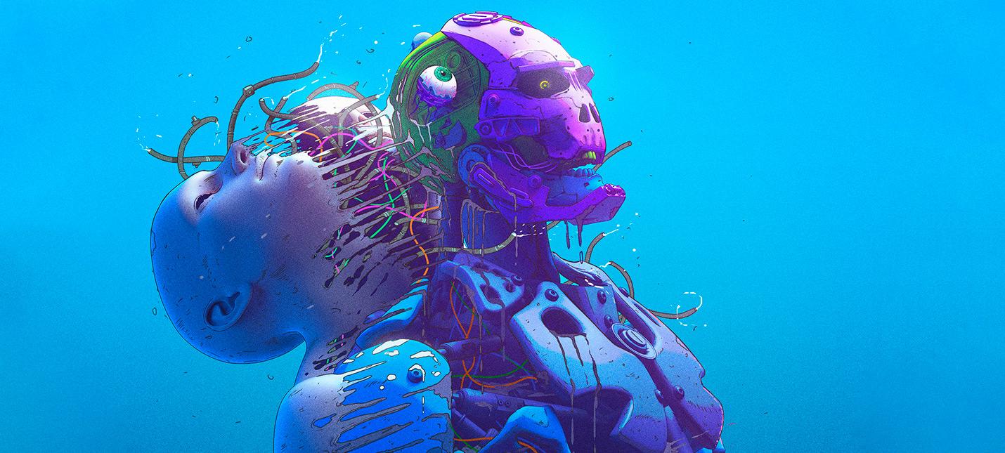 История аугментаций человеческого тела  от античности до киберпанка