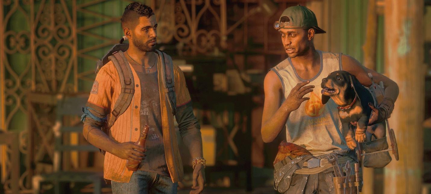 """Щенок Чоризо из Far Cry 6 """"убивает добротой"""""""