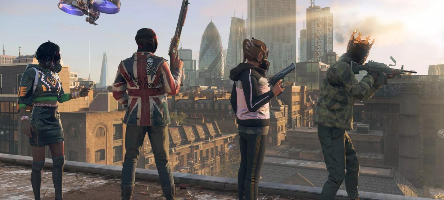 В Watch Dogs Legion можно сыграть за потомка главного героя Assassins Creed Syndicate