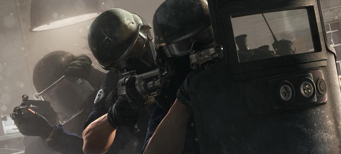 Rainbow Six Siege достигла отметки в 60 миллионов игроков