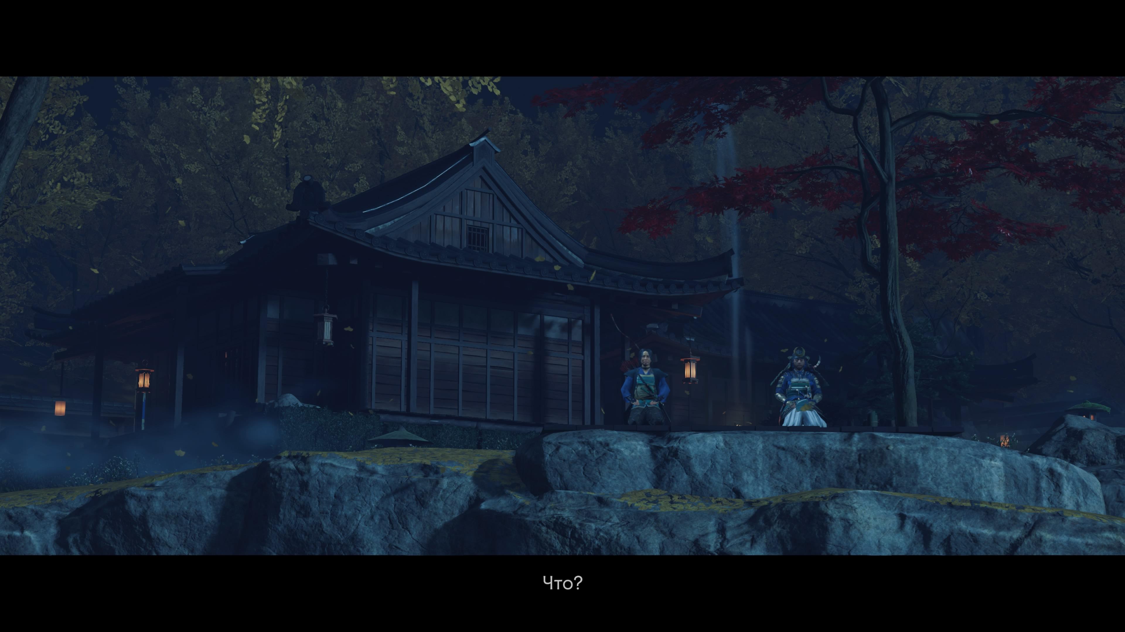 Призраки ассасинов: Обзор Ghost of Tsushima