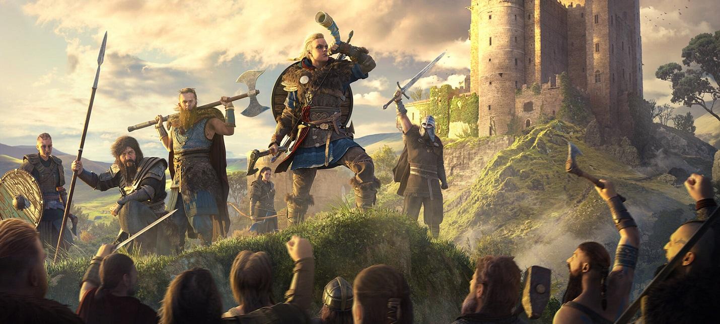 В Assassins Creed Valhalla будет больше геймплея за Лейлу Хассан