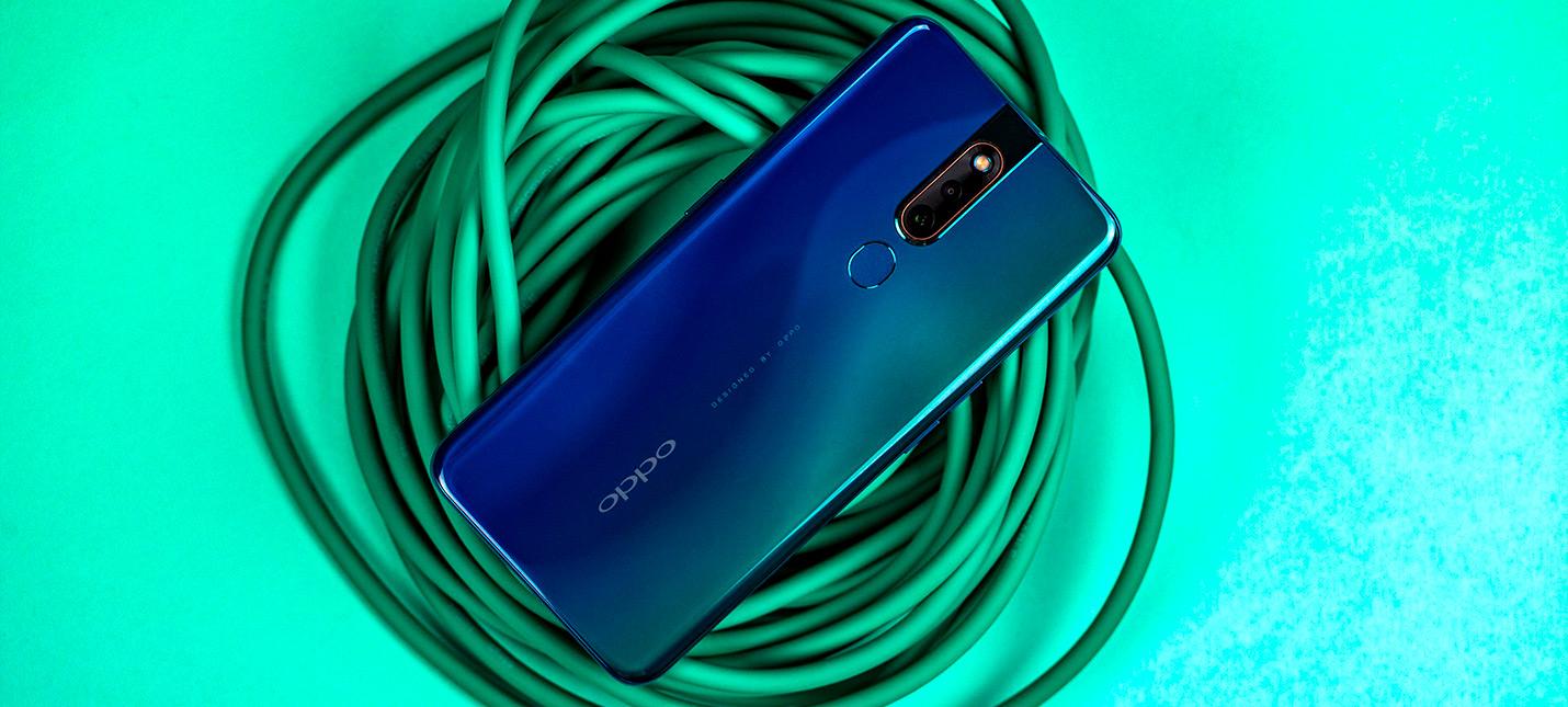 Технология быстрой зарядки Oppo заряжает смартфон за 10 минут
