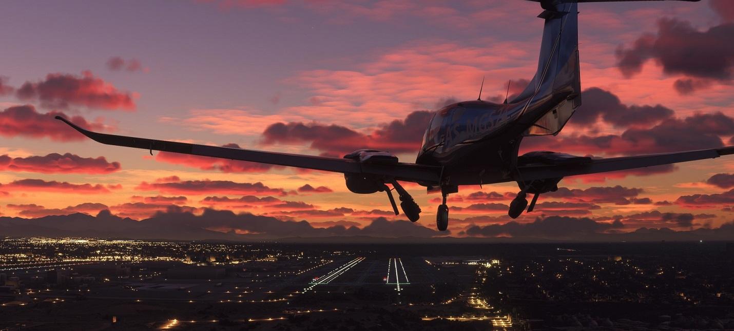 В будущем Microsoft Flight Simulator может выйти в Steam