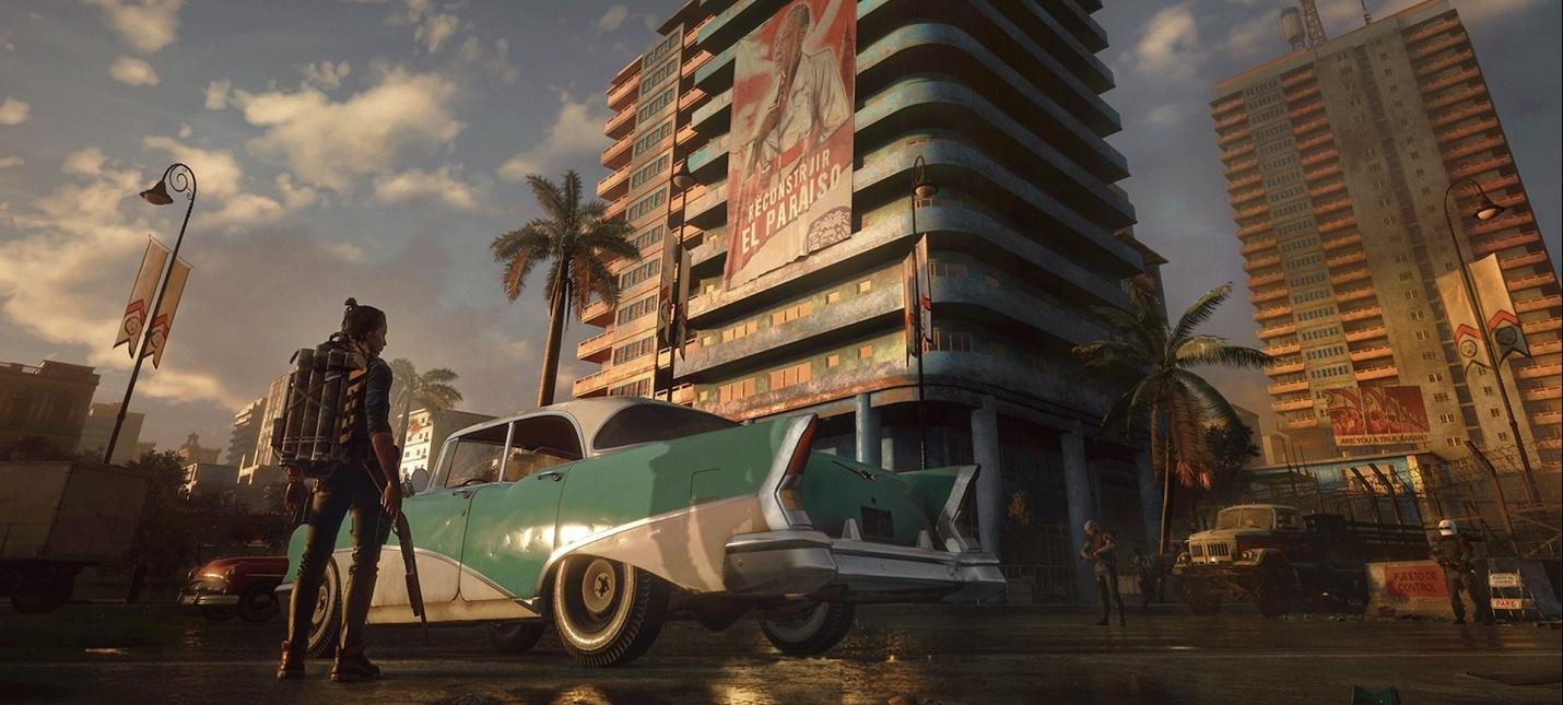 В Far Cry 6 впервые в серии будут катсцены от третьего лица