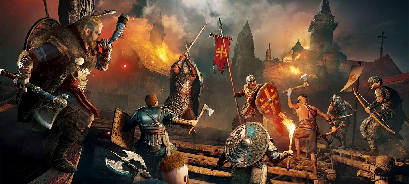 В Assassin's Creed Valhalla будет 25 уникальных типов врагов