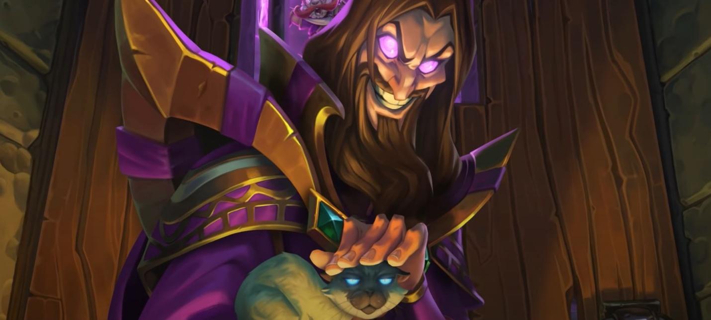 Blizzard анонсировала дополнение Некроситет для Hearthstone