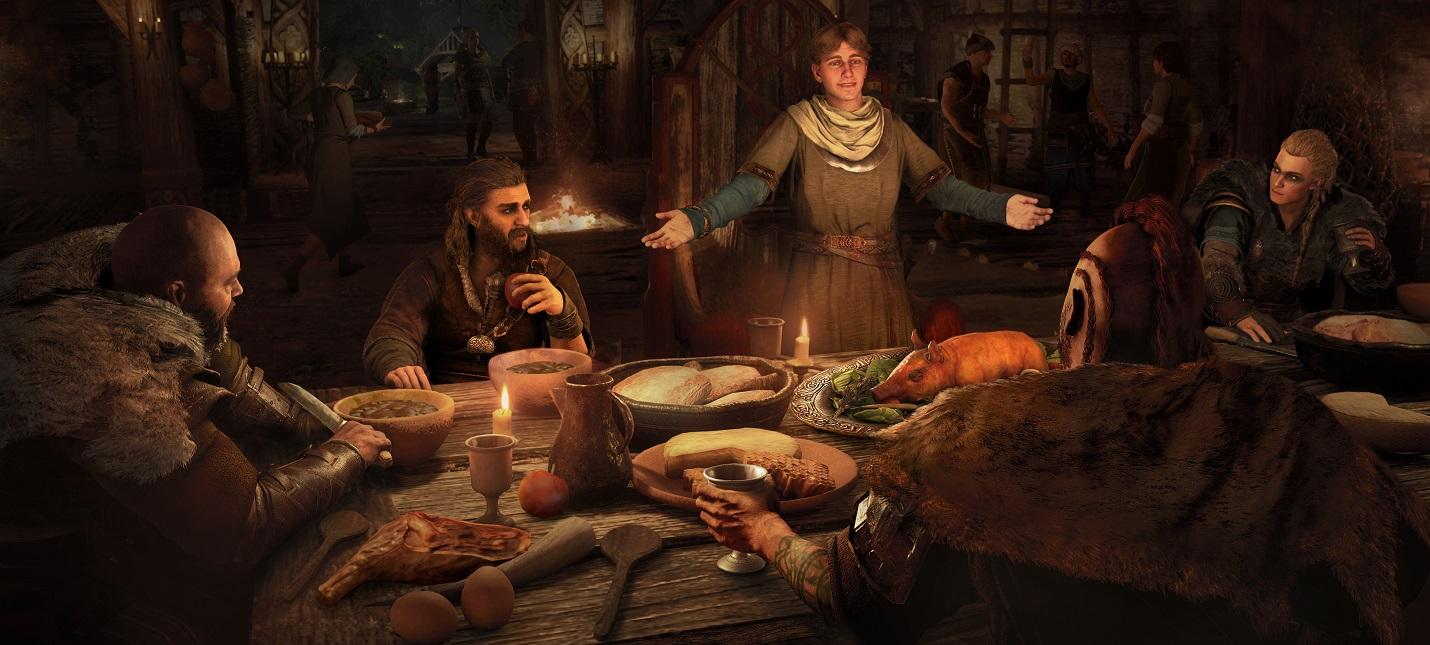 Йеспер Кюд опубликовал первый трек из Assassins Creed Valhalla