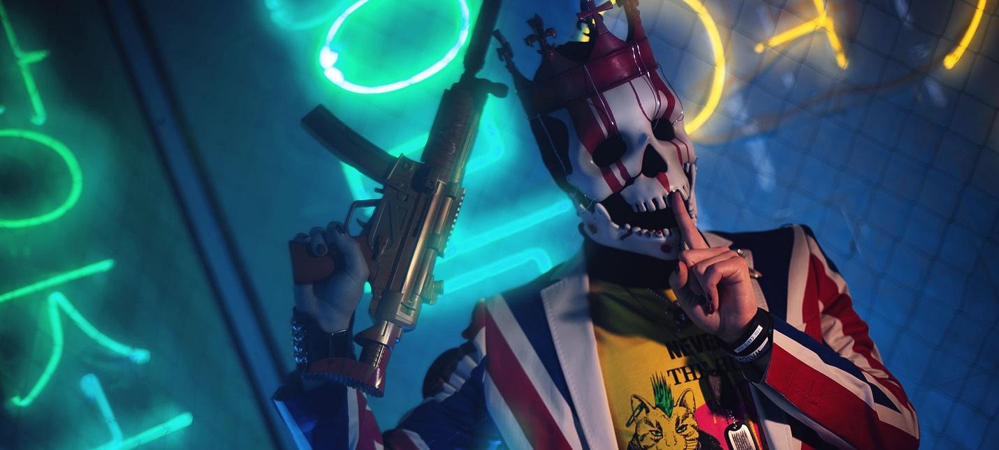 Путешествие по виртуальному Лондону в геймплее Watch Dogs: Legion