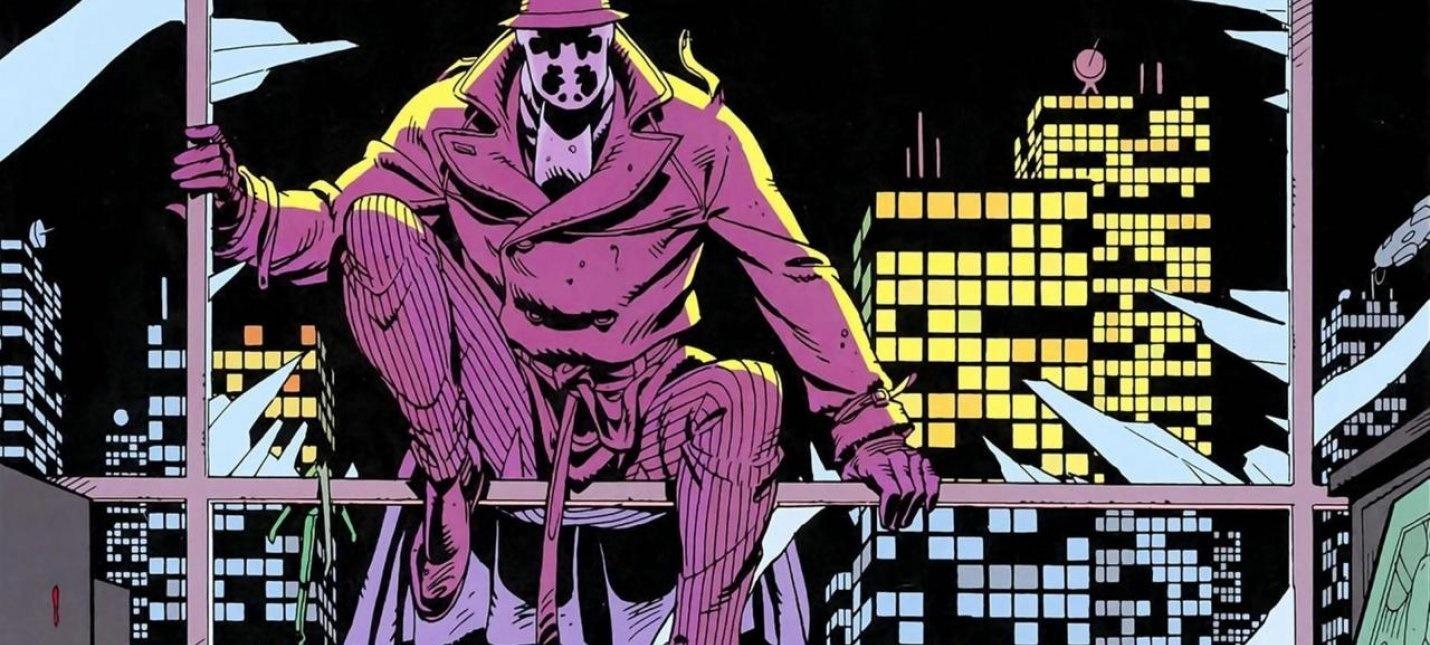 """DC выпустит комикс о Роршахе — это будет продолжение """"Хранителей"""" Алана Мура"""